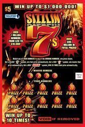 Lottery ticket: Available at many convenience stores